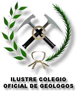 Ilustre Colegio Oficial de Geólogos.